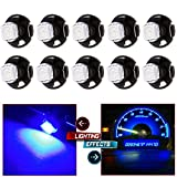 02 escort climate control panel - CCIYU 10 Pack Super Blue 5050 SMD T5 Neo Wedge LED Light Climate Heater Control Lamp Bulbs 12-14V DC For 1999-2001 Saab 9-3