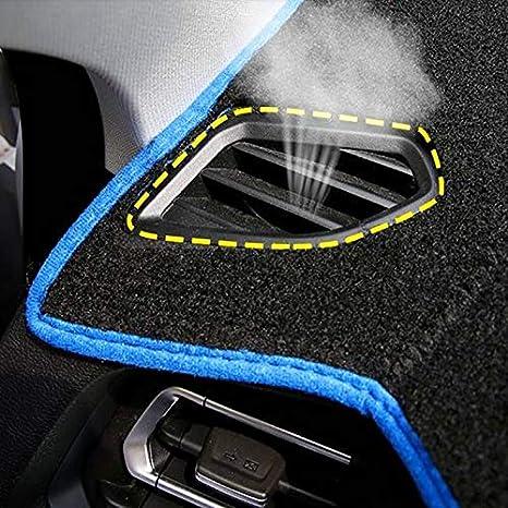 GYYBPDZPZ Dash Cover Tappetino///per/cruscotto/per Jeep Grand Cherokee 2011-2013 2014 2015 2016 2017 2017 2018 Dash Mat DashMat Copertura antiscivolo in silicone per parasole