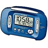 Casio - DQD-70B-2EF - Réveil - Radio Piloté - Quartz Digitale - Alarme répétitive - Eclairage LED