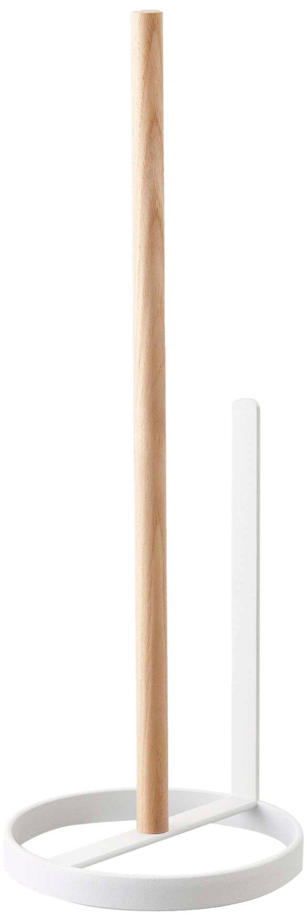 YAMAZAKI home 2346 Toilet Paper Stand, White