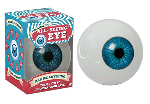 Price comparison product image The Amazing All-Seeing Eye