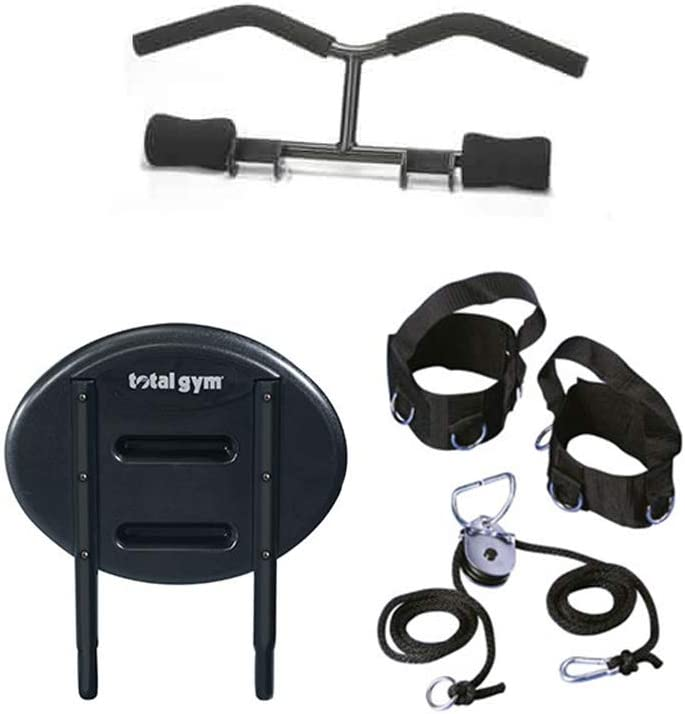 Total Gym XLS – Universal Home Gym for Total Body Workout : Home Gyms : Sports & Outdoors