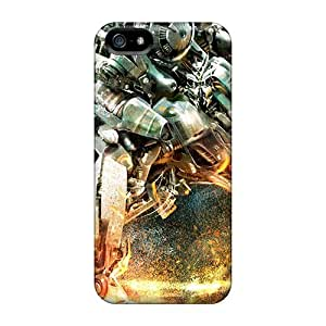 OgRiaJq6618gvods Lewidker Transformers Robot War Feeling Iphone 5/5s On Your Style Birthday Gift Cover Case