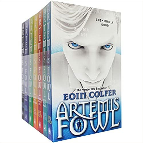 Descargar Artemis Fowl X7 Set Epub