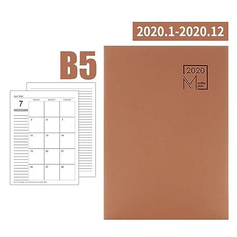 Bgbm Agenda Planificador Diario/Planificador Semanal ...