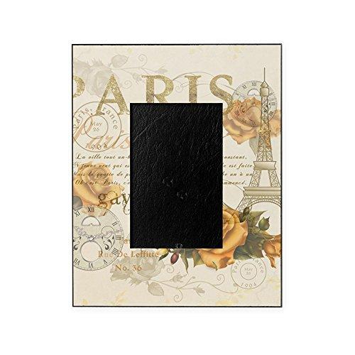 CafePress - Vintage Paris - Decorative 8x10 Picture Frame