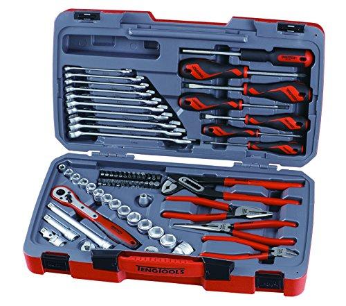 Drive Coupler Tools (Teng Tools T3867 - 67 Piece 3/8 Inch Drive Metric Tool Set)