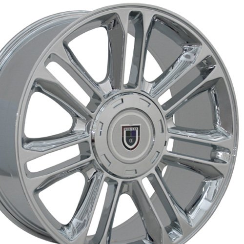 08 escalade wheel center cap - 7