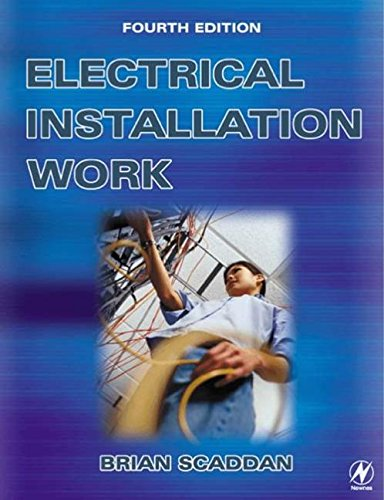 Electrical Installation Work, Fourth Edition