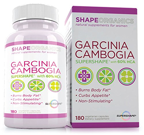 EFFECTIVE Appetite Suppressant Garcinia Capsules product image