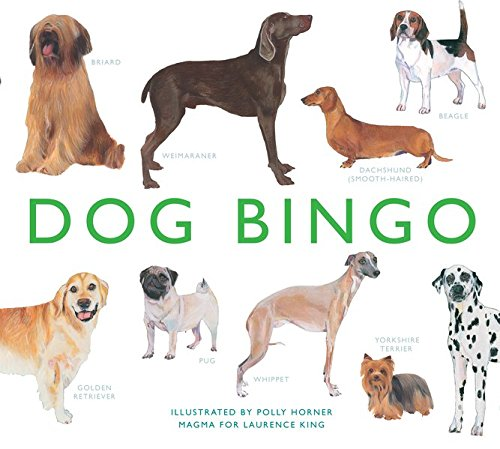 Cat Bingo (Dog Bingo (Magma for Laurence King))