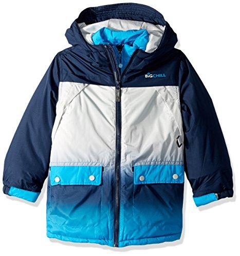 Big Chill Little Boys Board Jacket, Navy, 5