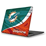 Skinit NFL Miami Dolphins MacBook Pro 13 (2013-15 Retina Display) Skin - Miami Flag Design Design - Ultra Thin, Lightweight Vinyl Decal Protection