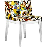 Mod Made Color Accent Chair, Floral
