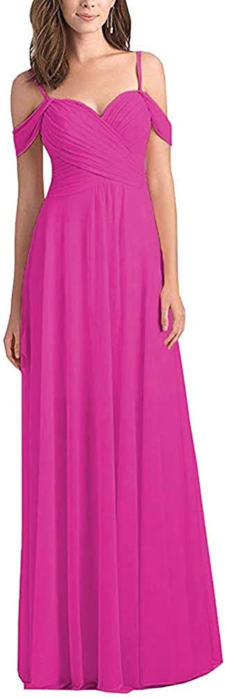 Womens Off The Shoulder Bridesmaid Dress Long Prom Party Gown Maxi Beach Skirt