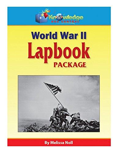 World War II Lapbook Package: Plus FREE Printable Ebook (English Edition)