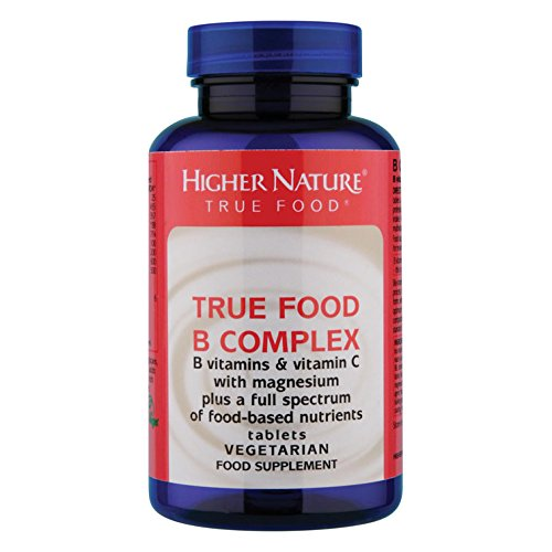 (12 PACK) - Higher Nature - True Food B Complex | 90's | 12 PACK BUNDLE