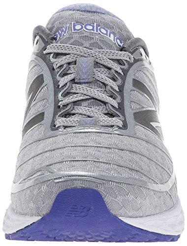 Boracay New Fresh Silver Running Purple Shoes Balance Foam Women's rTUxTtn