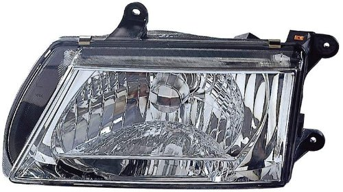 Depo 313-1113L-AS Isuzu Rodeo Driver Side Replacement Headlight Assembly