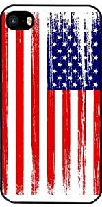 Funda para Iphone SE - Bandera Americana En Dificultades. by loki1982