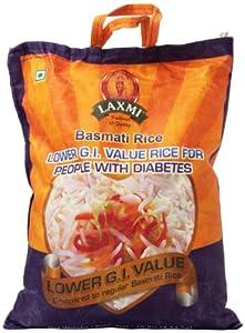 Laxmi Diabetic Basmati Rice, 10 Pound