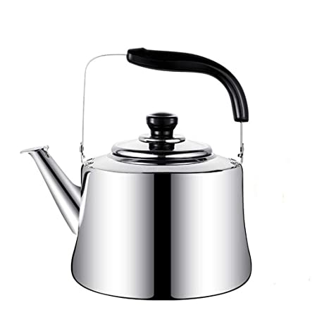 Whistling Kettle Tetera Cafetera Interior Al Aire Libre Camping ...
