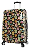 Lily Bloom Hard Shell Luggage Hardside Spinner Large Suitcase 28in Deal (Small Image)
