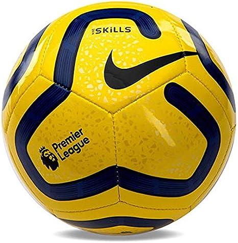 NIKE PL NK SKLS Balones Fútbol Infantil, Juventud Unisex, Multicolor (Yellow/Blue/Black), 1: Amazon.es: Deportes y aire libre