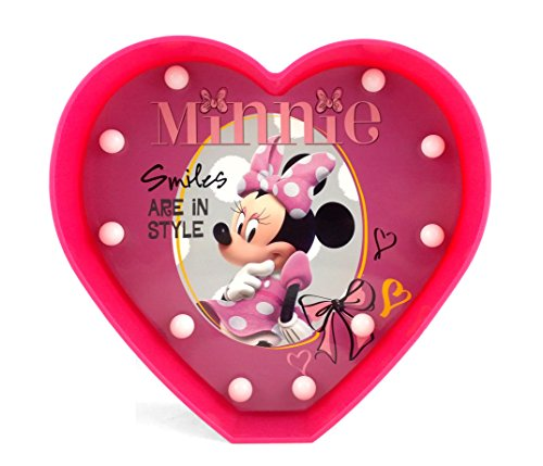Disney WK318589 Minnie Mouse Marquee Lights for $<!--$26.03-->