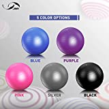 JBM Exercise Yoga Ball with Free Air Pump