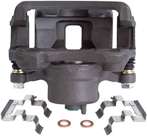 Unloaded Cardone 19-B1197 Remanufactured Import Friction Ready Brake Caliper