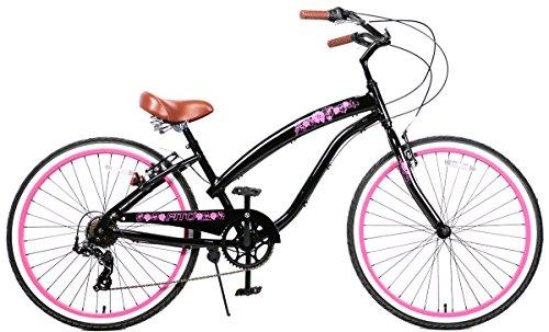 Fito Women's Modena 2.0 Aluminum Alloy 7 Speed Beach Cruiser Bike
