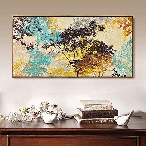 ShiSyan 壁画 壁掛け 欧州の抽象的な色の木の装飾塗装木材の色額縁壁絵壁画30 * 60CM HDマイクロは美しいシンプルでモダンな家のリビングルームのホテルをスプレー おしゃれ プレゼント