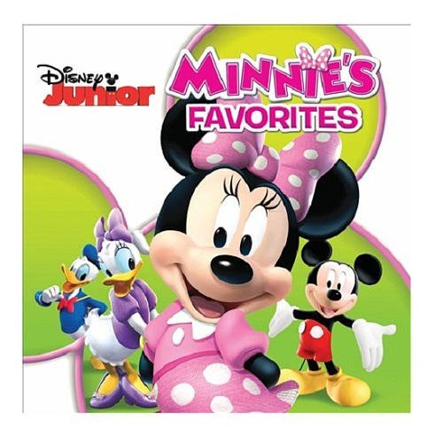 The Various Artists - Mickey Mouse Clubhouse: Minnie's Favorites Compact Disc Release