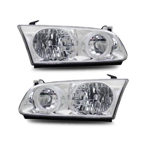 01 Toyota Camry Halo Headlights - 8