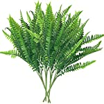 Bird-Fiy-4Pcs-Artificial-Boston-Fern-Bush-Plant-Shrubs-Greenery-Bushes-Indoor-Outside-Home-Garden-Office-Verandah-Wedding-Decor