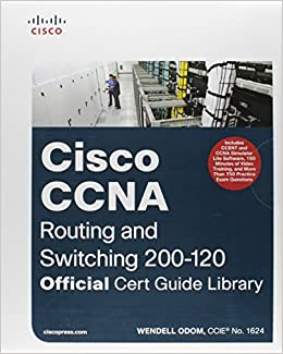 Buy Ccna Routing And Switching 200 120 Official Cert Guide Library