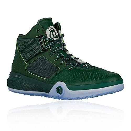 D Rouge Adidas Sneakers Lillard Noir Gris Pour Homme 4anw6gxqd