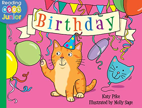 Birthday: A Bella the Cat Book (US version)