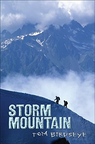 book cover of Storm Mountain