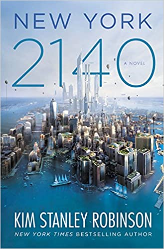 Kim Stanley Robinson - New York 2140 Audiobook