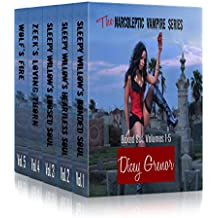 The Narcoleptic Vampire Series Boxed Set - 5 Volumes