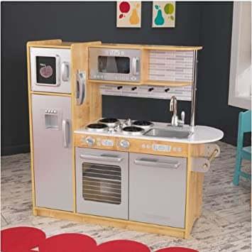 Kidkraft natural kitchen