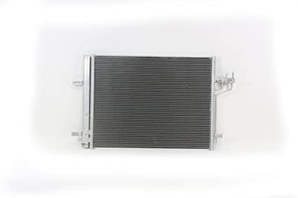 A-C Condenser - Pacific Best Inc For/Fit 4480 12-14 Ford Focus Hatchback
