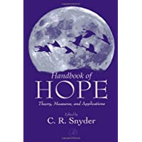 Handbook of Hope: Theory, Measures, and Applications