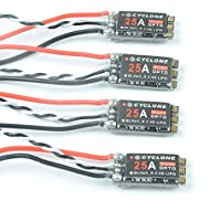Little bee 25A Brushless ESC BLheli_S firmware 2-4S Lipo Input for FPV Racing Drone Quadcopter