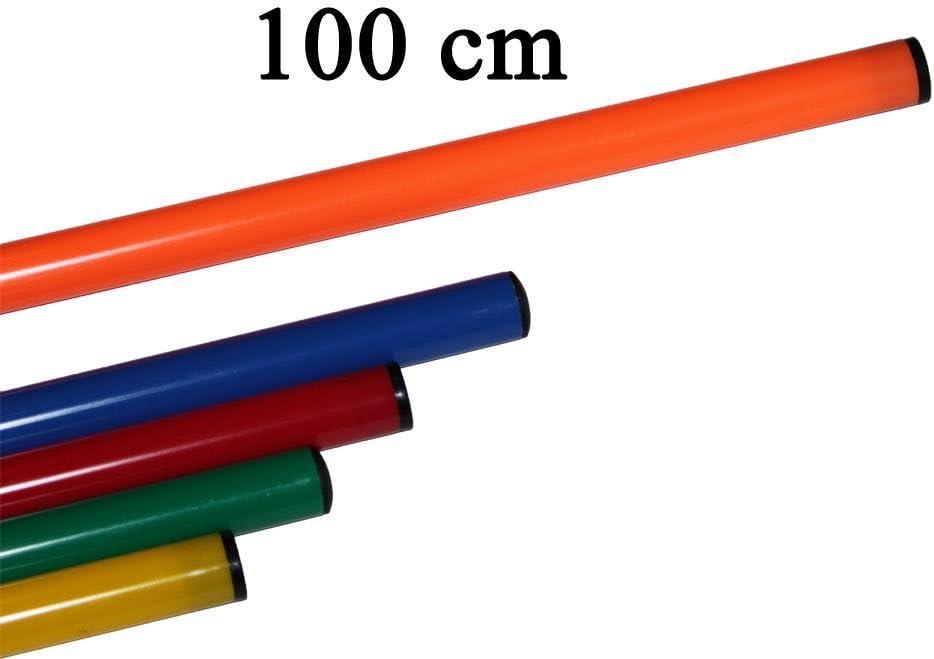 blau Agility Hundesport /Ø 25 mm L/änge 100 cm Stange