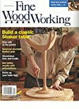 TAUNTON'S FINE WOOD WORKING, MARCH/APRIL, 2014 (BUILD A CLASSIC SHAKER TABL