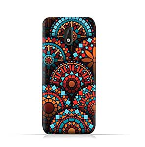 Nokia 3 TPU Protective Silicone Case with Mandalas Pattern Design