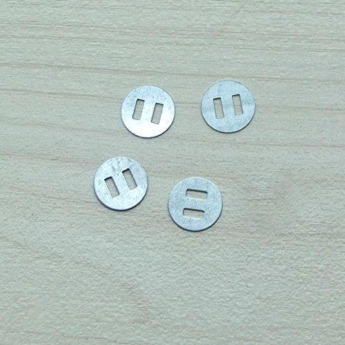 50 Pcs Metal Washer 14mm(0.55